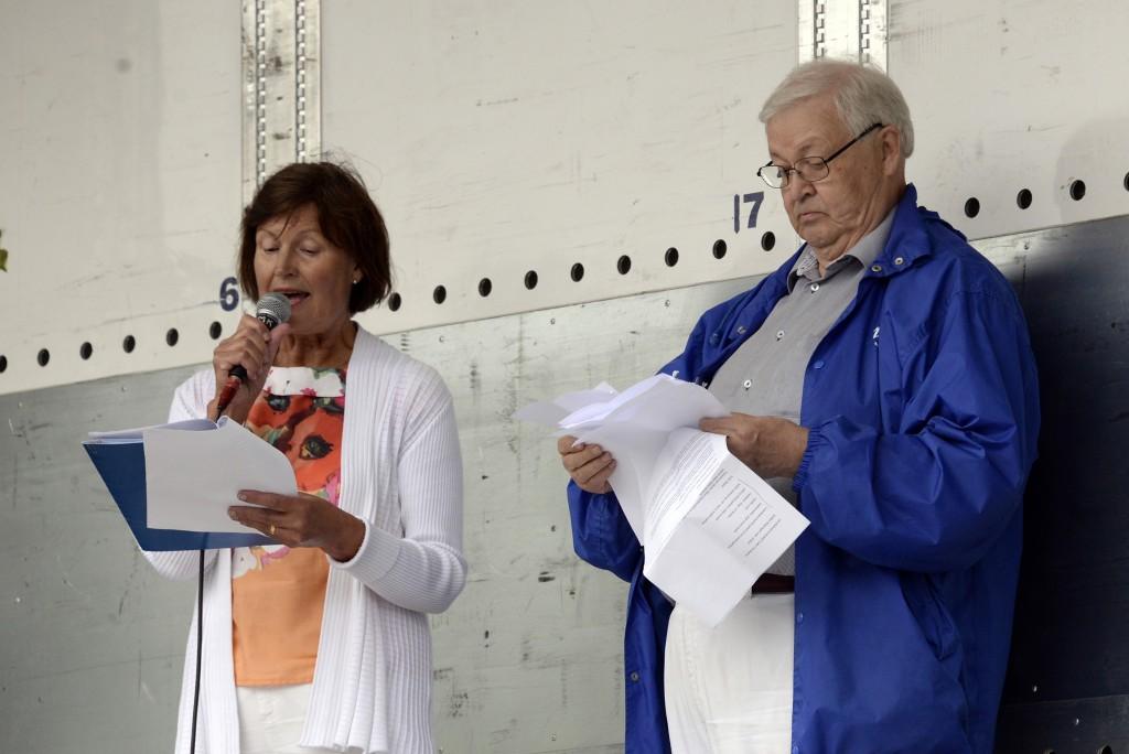 Mirja Ryynänen ja Seppo Sarlund 2